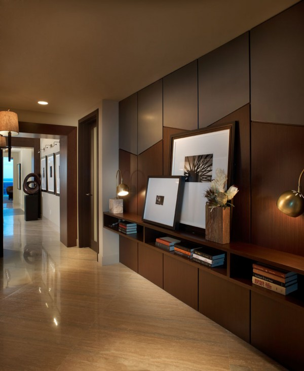 The luxurious trump hollywood residential building for Steven g interior designs
