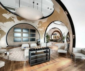 The Surprisingly Stylish Turkish Airlines CIP Lounge