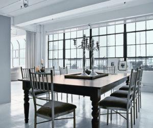 Amsale Aberra's Stylish New York Loft