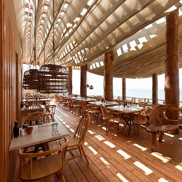 The bouni beach bar design by k studio for Beach bar ideas