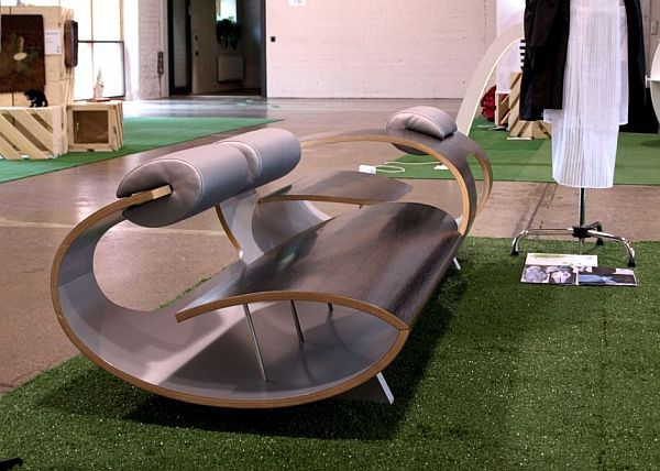 Attirant Sleek And Modern Bark Seating Furniture