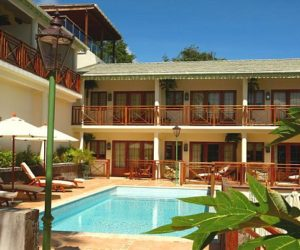 The Luxurious Bequia Beach Hotel