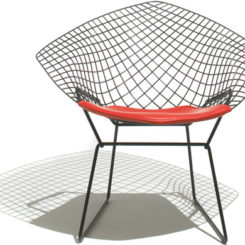 Superb The Creative Bertoia Diamond Chair