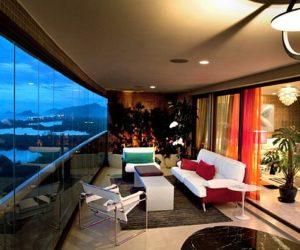 Three-bedroom apartment in Rio de Janeiro