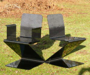 Creative Carbon Fiber Furniture By Nicholas Spens And Sir James Dyson