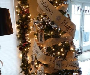 How To Decorate The Interior Of A House For Christmas:5 Essentially Tips