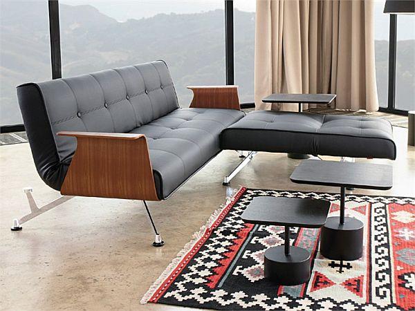 Minimalist Clubber Recliner Sofa Bed
