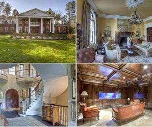 Lovely Spanish Style Colonial In Panama · Warm Colonial Style House In  Atlanta, GA Amazing Ideas