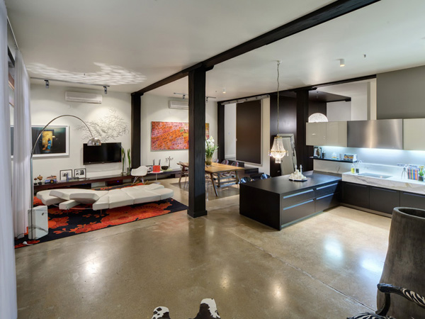 High Quality Stylish Contemporary Loft In Queensland For Sale