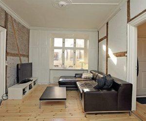 Cool Scandinavian Apartment in Vikings Country