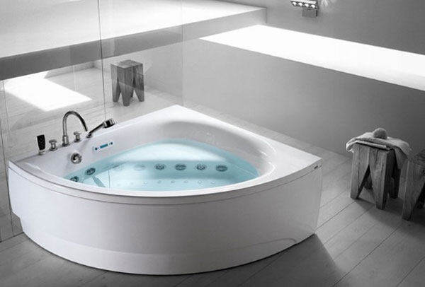 latest corner bathtubs designedteuco