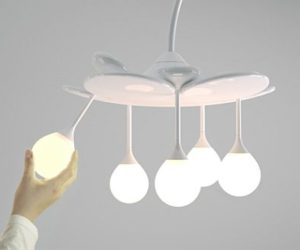 The New Drop Light Lamp Concept