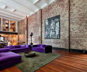 Contemporary Soho residence with indoor pool now for $100,000 a month
