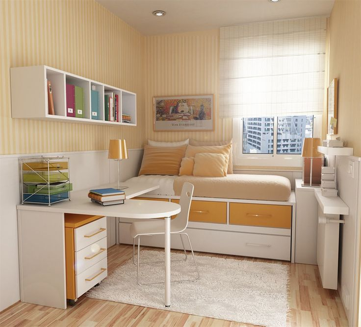 . How To Decorate A Small Bedroom   Useful Tips