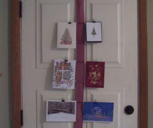 Precious DIY Fabric Card Tree