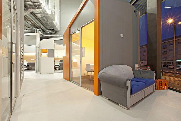 The Factory Business Center Interior Design in Braga, Portugal