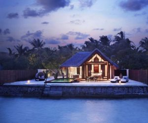 The Luxurious Taj Exotica Resort and Spa Maldives For Honeymoon