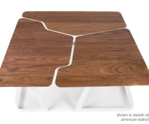 The Fracture coffee table