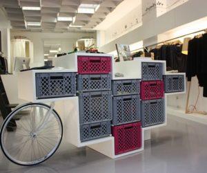 The Glore Store Interior Design by Markmus Design & Neoos Design