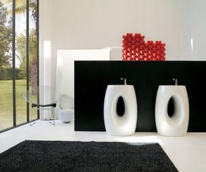 The Hall washbasin from Artceram