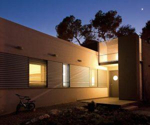 Contemporary Handel family residence in Emek Israel