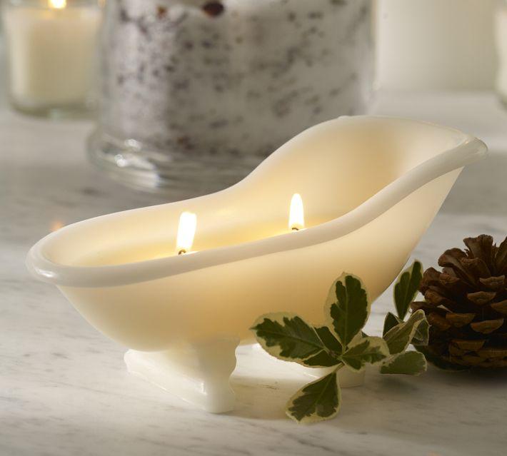 bathtub candle rh homedit com pictures bath candles pictures bath candles