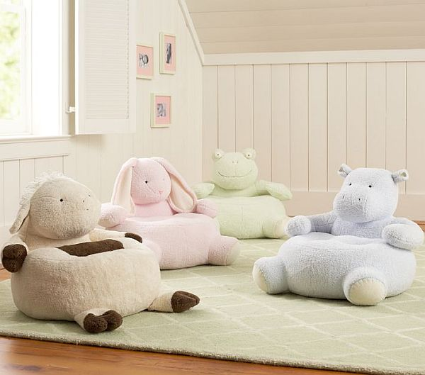 The Pastel Critter Chair Collection