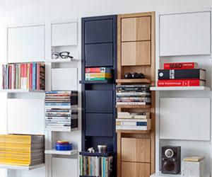 The practical Klaffi shelf