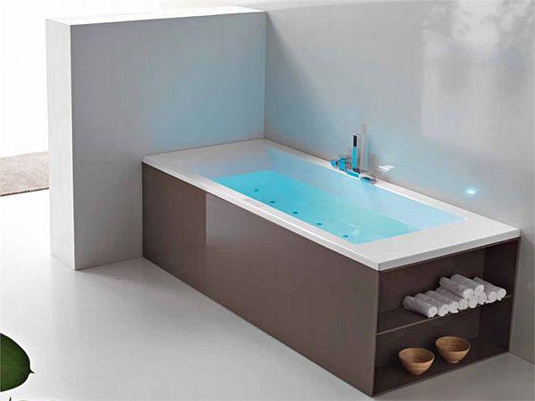 The Modern Linea Mode Bathtub