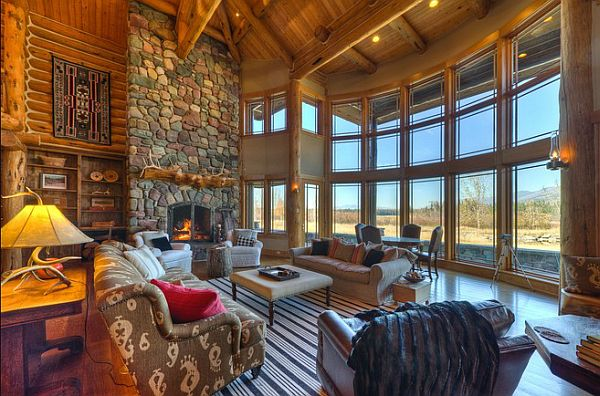 Five Bedroom Five Bath Residence Near Whitefish Lake For Sale