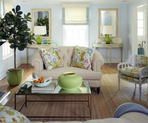Fresh Southport home decorated by Lynn Morgan