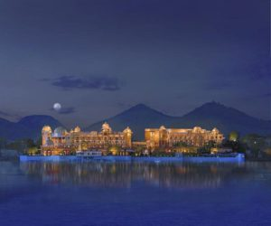 The mesmerizing Leela Palace Udaipur With 80 Luxurious Rooms
