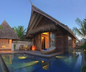 Awesome Honeymoon Jumeirah Vittaveli Resort in Maldives