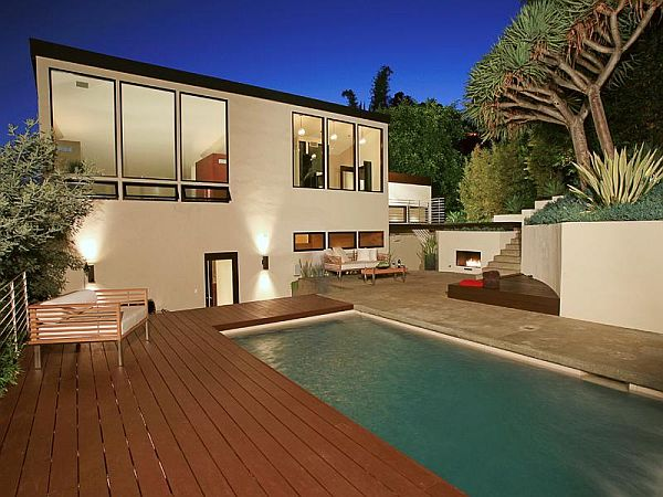 Modern Single Family Homes modern los angeles single family home