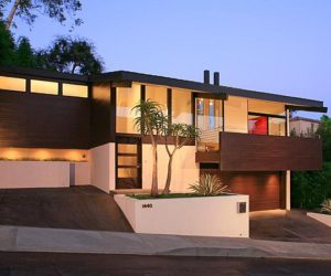 Modern Los Angeles Single Family Home