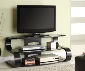 Awesome The Jual Curved TV Stand Awesome Design