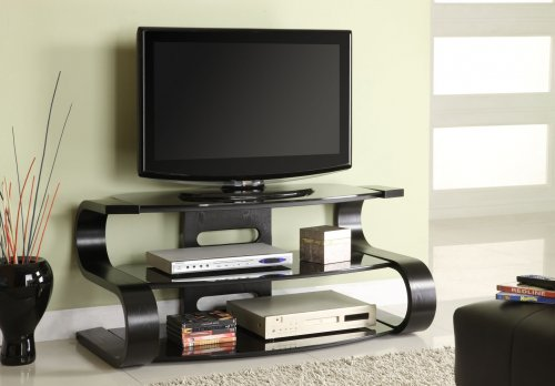 Beautiful Tv Stand Designs : The jual curved tv stand