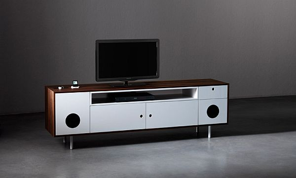 Modern Music Furniture By Paolo Cappello