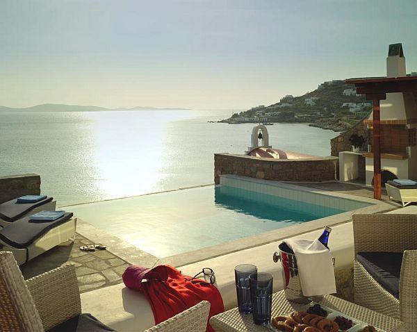 Santorini Hotel Camere Con Piscina