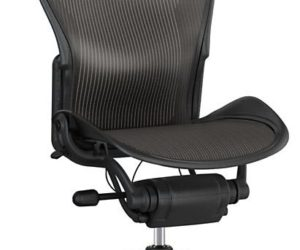 The Comfortable Herman Miller Aeron Chair