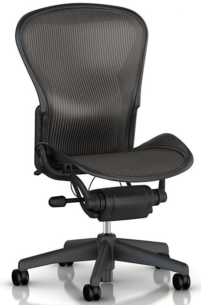 3979b44ddaf9e The Comfortable Herman Miller Aeron Chair