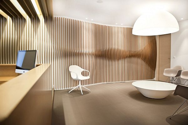 The Impressive ORL Clinic Interior Design