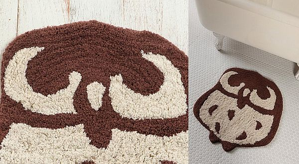 Superior Owl Bath Mat Gallery