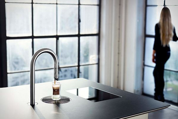 minimalist Scanomat Top Brewer