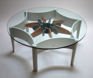 Snowflake Coffee Table