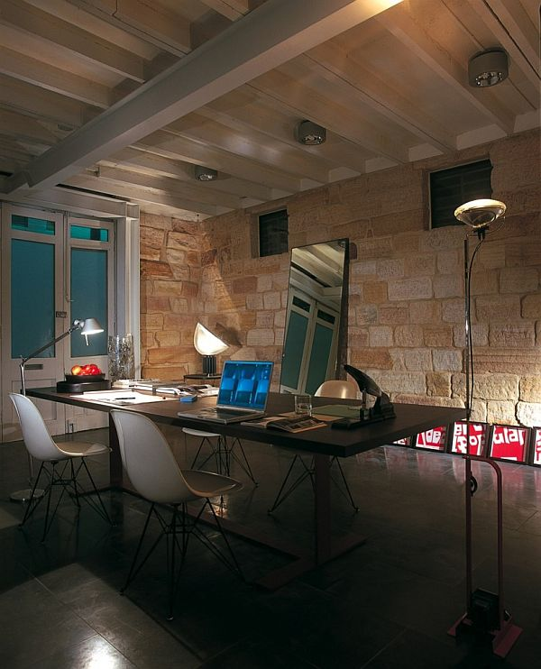 Contemporary Office And Living Space Called Smart Design