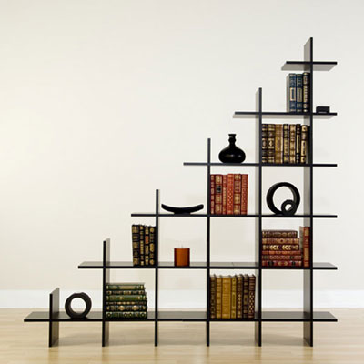 Amazing Creative Trilogy Staircase Bookshelf