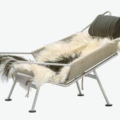 The Flag Halyard Chair By Hans J. Wegner