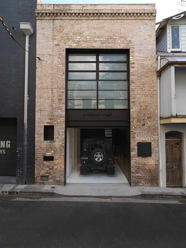 19th Century Warehouse Into A 2 Level Residence By Ian