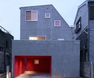 Beautiful contemporary residence located in Setagaya,Tokyo